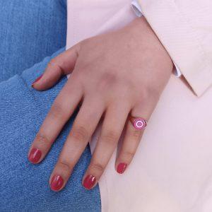 serçe parmak yüzük